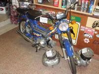 Prodej nových motocyklů